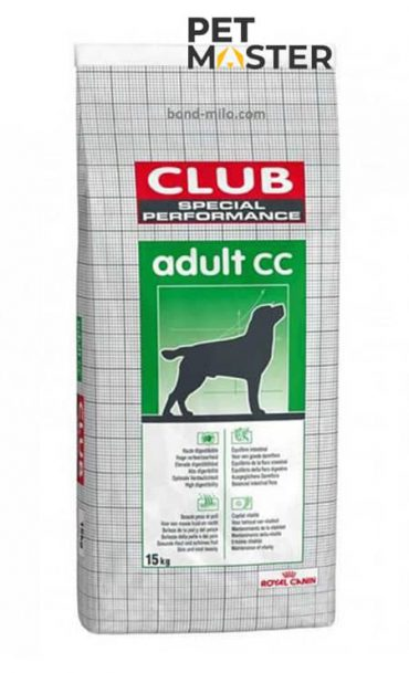 Royal Canin - Club Adult CC 20kg