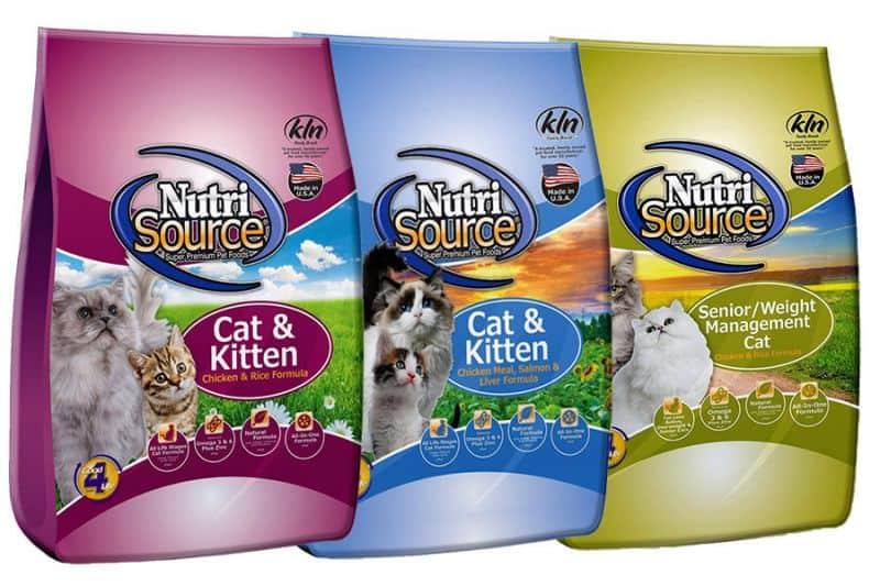 NutriSource cho mèo