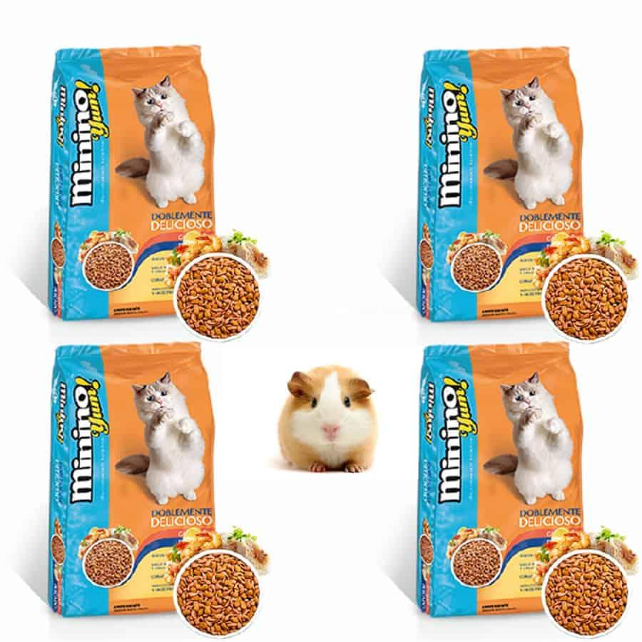 Xuất xứ thức ăn cho mèo Minino Yum