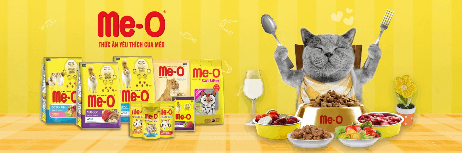 Me-o | Thức ăn cho mèo và những thông tin hữu ích bạn cần biết