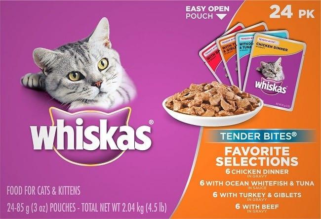 Thức Ăn Cho Mèo Whiskas - Thương hiệu đến từ Mỹ | Petmaster