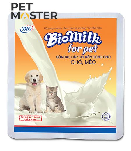 Bio Milk For Pet