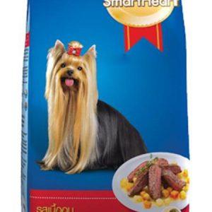 Bánh Snack SmartHeart giúp cho da và lông khỏe mạnh dành cho chó khối lượng 100g