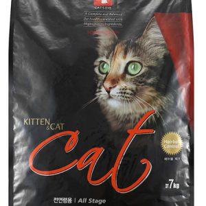 Hạt khô Cat's eye Kitten & Cat dành cho mèo mọi lứa tuổi