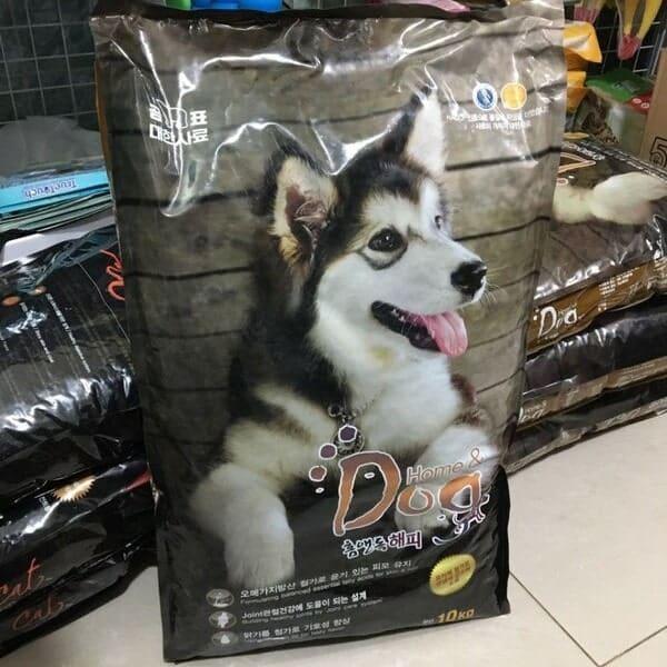 Thức ăn cho chó Home & Dog