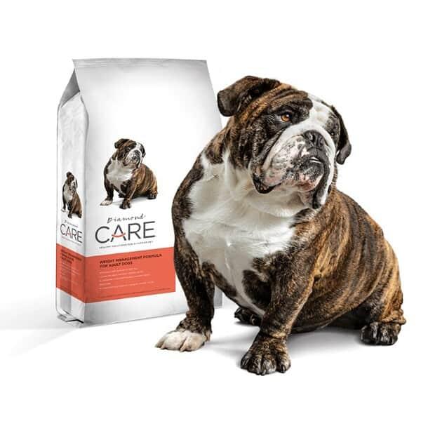 Thức ăn chó chó Diamond Care
