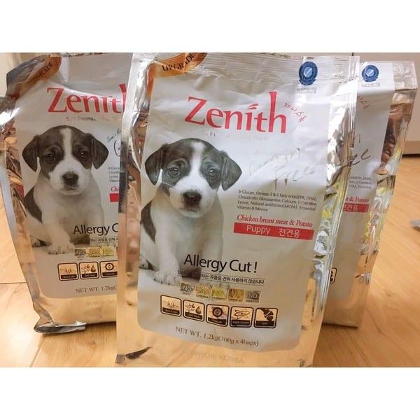 nguồn gốc thức ăn Zenith