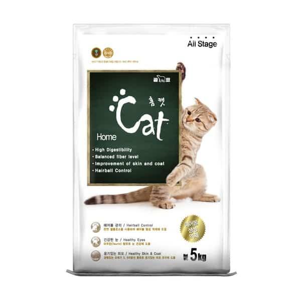 Thức ăn cho mèo Home & Cat