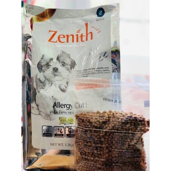 ưu điểm của thức ăn Zenith