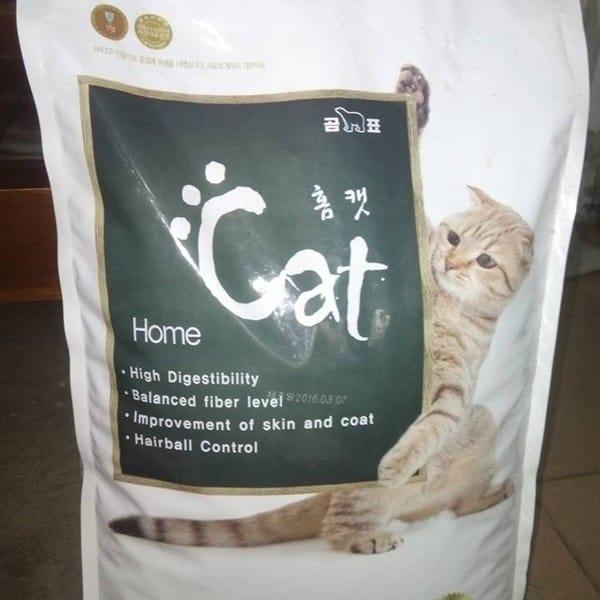 Home & Cat cho mèo