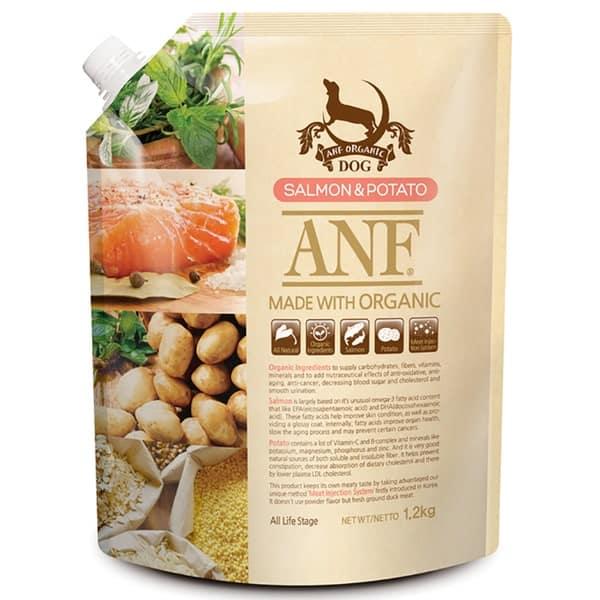 thức ăn cho chó ANF có tốt không