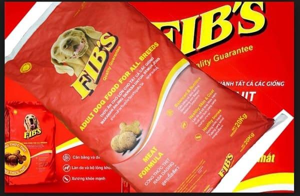 đặc điểm của thức ăn Fib's