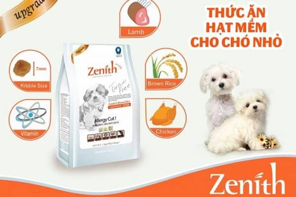 các dòng sản phẩm của Zenith