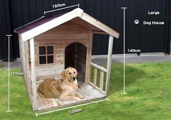 cách làm chuồng chó đơn giản