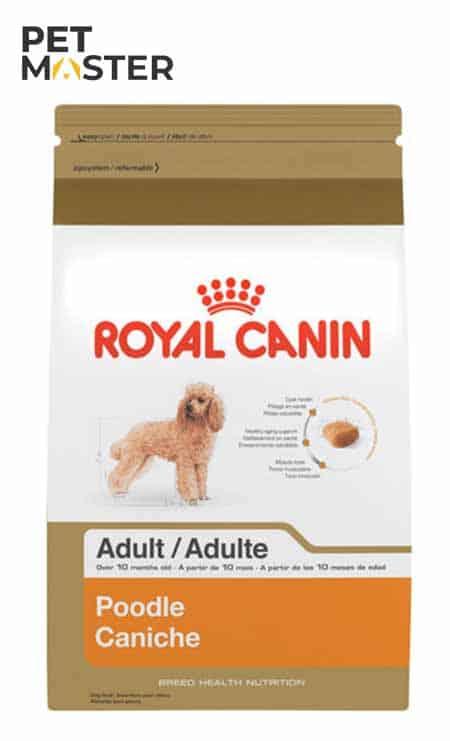 Thức ăn cho chó trưởng thành Royal Canin Poodle Adult