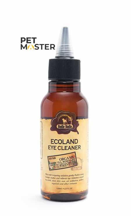 Dung dịch làm sạch mắt cho chó mèo Ecoland Eye Cleaner
