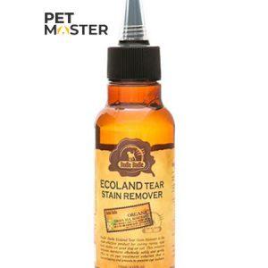 Dung dịch rửa mắt cho chó mèo Ecoland Tear Stain Remover