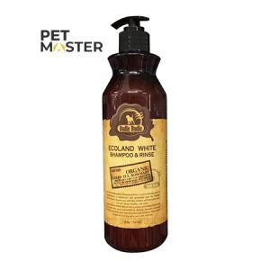 Dầu gội cho chó mèo Ecoland Shampoo