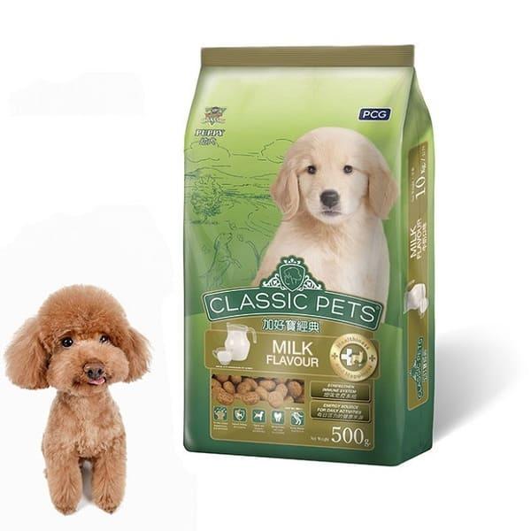 Classic Pets Puppy vị sữa cho chó con