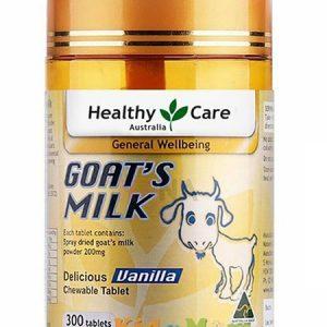Viên sữa dê Goat's Milk