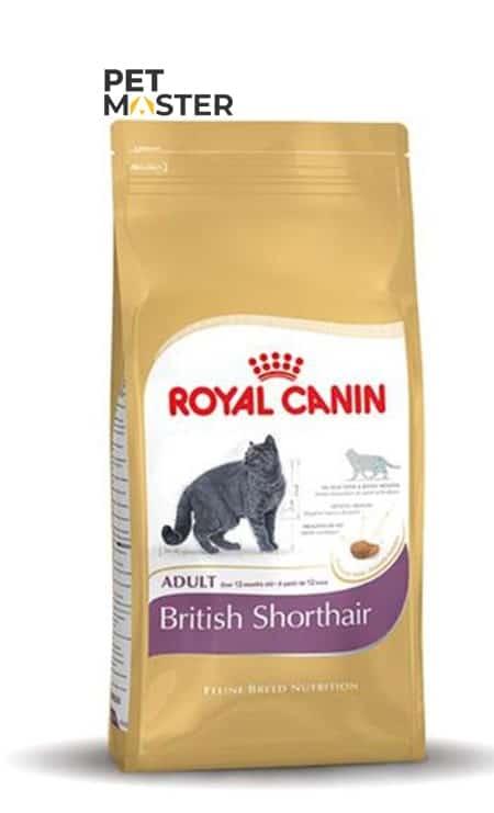 Thức ăn cho mèo Anh lông ngắn Royal Canin British Shorthair 400gr