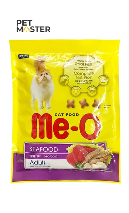 Thức ăn cho mèo Me-O Adult 7kg