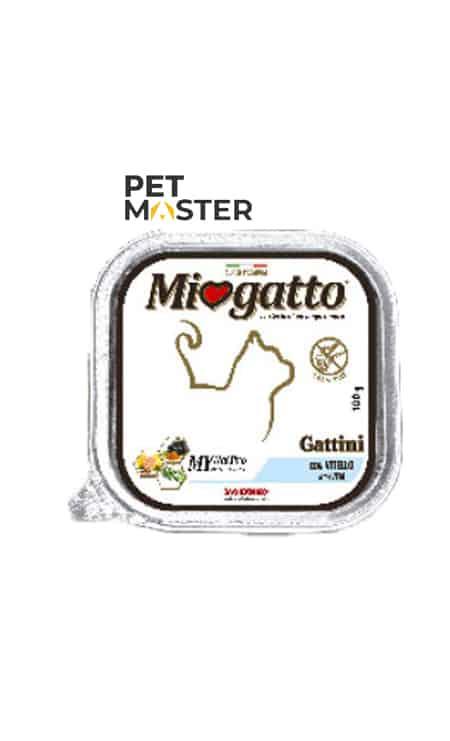 Pate Miogatto 100gr
