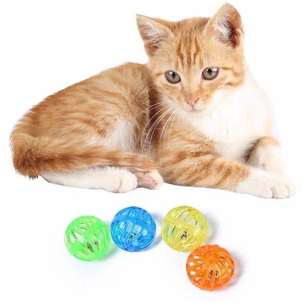 bóng leng keng cho mèo