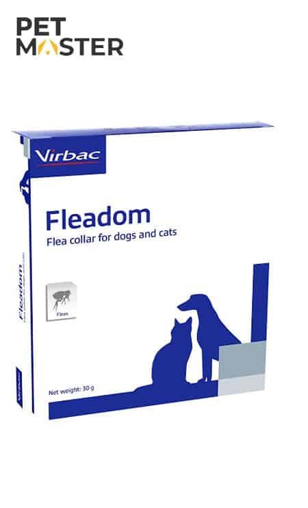 Vòng cổ chống rận Fleadom cho chó