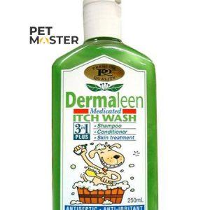 Dầu tắm trị viêm da Bayer Dermaleen Shampoo