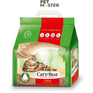 Cát hữu cơ cho mèo