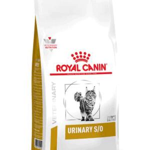 Thức ăn mèo hỗ trợ trị sỏi bàng quang Royal Canin Urinary S/O Feline 1.5kg