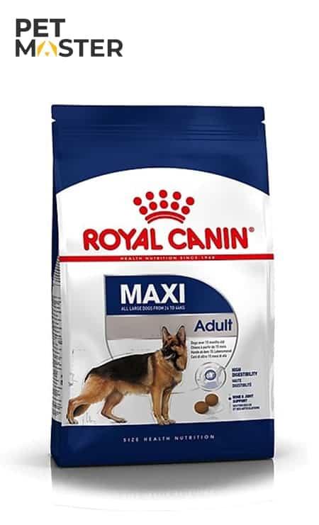 Royal Canin Maxi Adult - thức ăn cho chó trưởng thành
