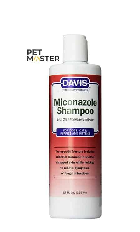 Dầu tắm trị viêm da Davis Chlor Shampoo