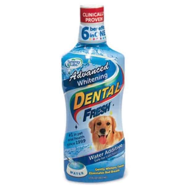 Dung dịch chống hôi miệng cho thú cưng Dental Fresh
