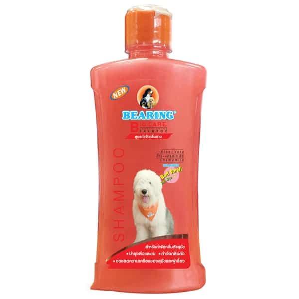 Giá sữa tắm Bearing Shampoo là: 150ml - 50.000 VND và 300ml - 90.000 VND