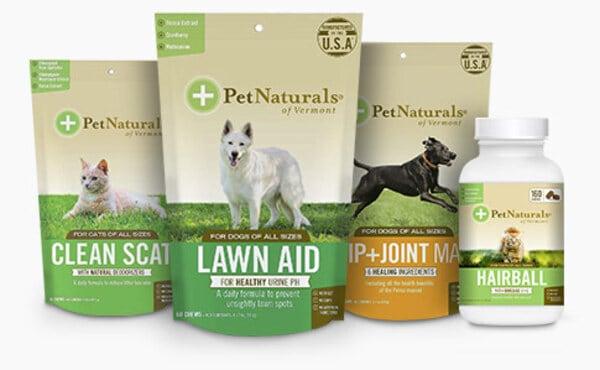 Pet Naturals - Chăm sóc sức khỏe thú cưng một cách toàn diện