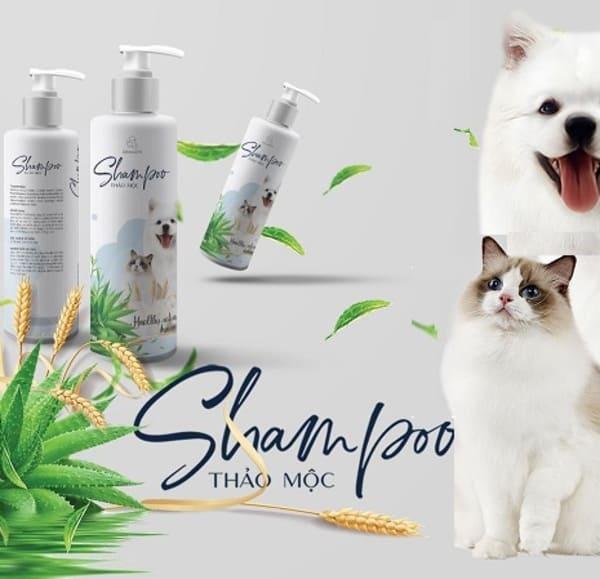Sản phẩm chăm sóc sức khỏe sắc đẹp dành cho thú cưng