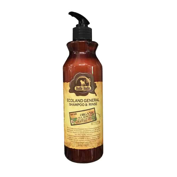 Budle and Budle Ecoland General Shampoo