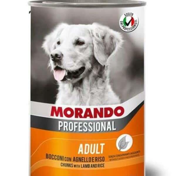 Thức ăn dành cho chó của Morando