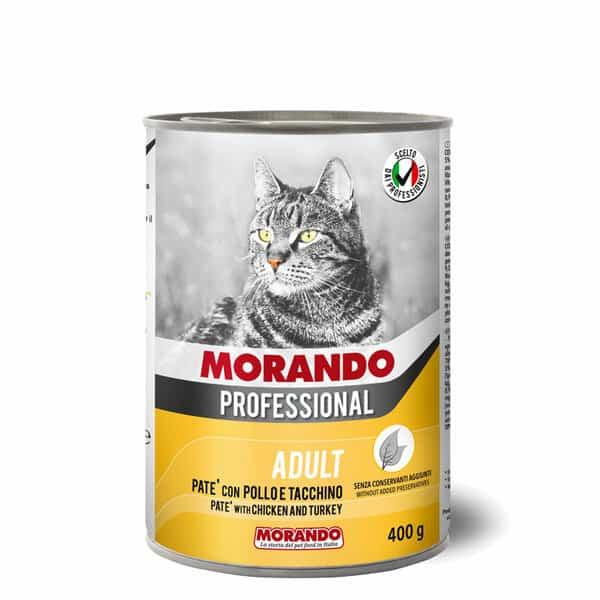 Thức ăn dành cho mèo của Morando