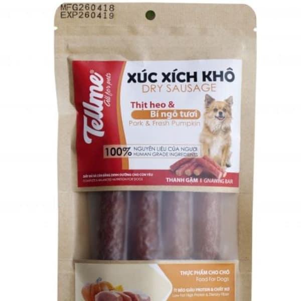 Thức ăn cho chó Tell Me