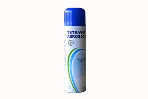 Tetravet Aerosol Blue