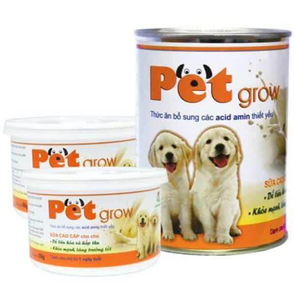 Sản phẩm bổ sung dinh dưỡng cho thú cưng Vemedim
