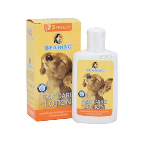 Bearing Dog Ear Care Lotion