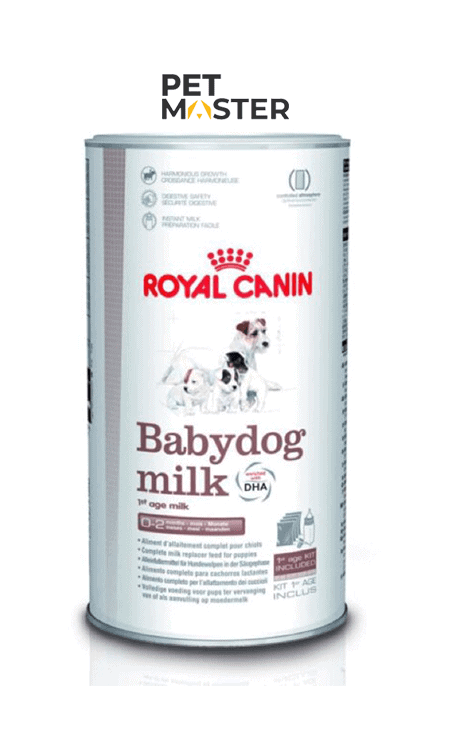 Sữa cho chó con Royal Canin Babydog Milk