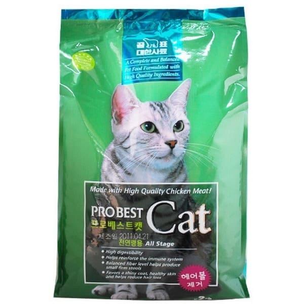 Thông tin về sản phẩm thức ăn cho thú cưng của Daehan Feed